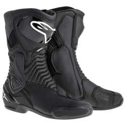 Chaussures Alpinestars S-MX 6 - Noir(Ventile)