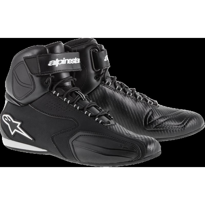 Chaussures Alpinestars FASTER - Noir(Ventile)