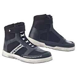 Chaussure Ixon SLACK LADY - Noir/Blanc