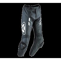 Pantalon Ixon ADDICT PANT - Noir/Blanc