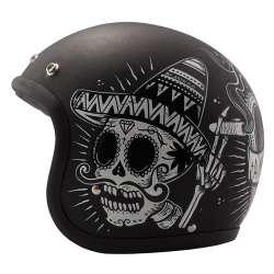 DMD Helm Vintage Sin Fin