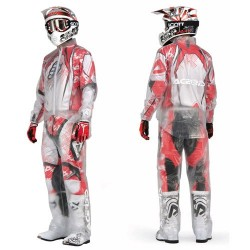 Veste Waterproof Acerbis Transparent