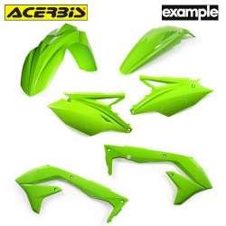 Acerbis Plastic Kit Kawasaki Vert