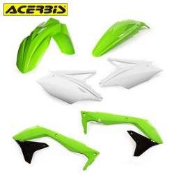 Acerbis Plastic Kit Kawasaki Replica