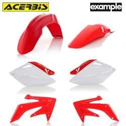 Acerbis Plastic Kit Honda Replica