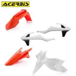 Acerbis Plastic Kit Ktm Replica