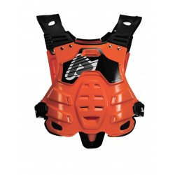 Acerbis Plastrons Profile Orange