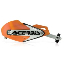 "Acerbis Protège-Mains Multiplo ""E"" Incl. Kit De Montage Orange"
