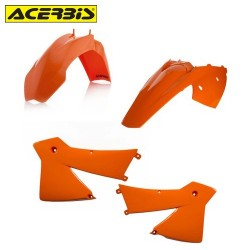 Acerbis Plastic Kit Ktm Orange