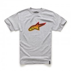 T-Shirt Alpinestars PASSIVE - Gris