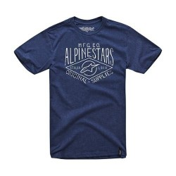 T-Shirt Alpinestars DIAMOND 63 - Bleu