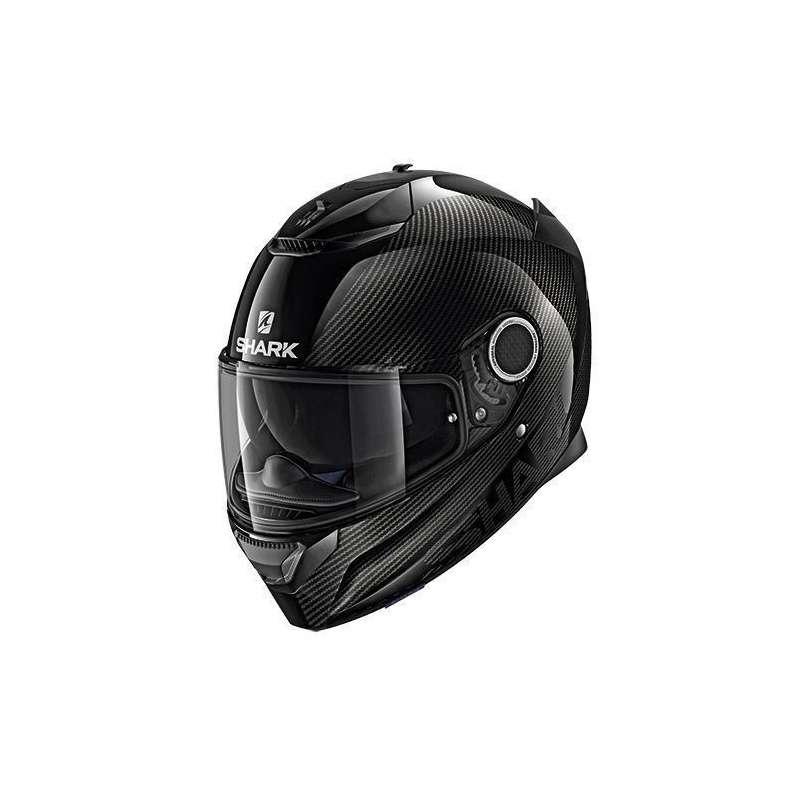 Shark Helm Spartan Carbon Carbon Skin - Karbon-schwarz