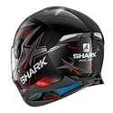 Casque Shark SKWAL 2 DRAGHAL - Noir-anthr.-rouge