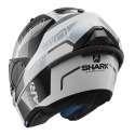 Shark Helm Evo One 2 SLASHER - Weiss-schwarz-grau