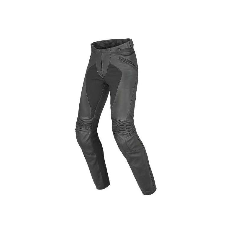 Pantalon cuir Dainese Pony Pelle noir