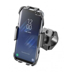 Interphone Smartphone support universel pour guidon rond