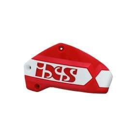 IXS Frotteur Set épaules RS-1000 rouge-blanc