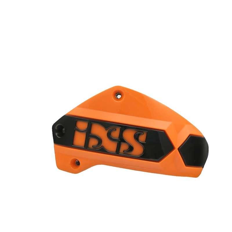 IXS Frotteur Set épaules RS-1000 orange-noir - MotoGooDeal d0cb77dbeb9