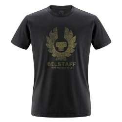 BELSTAFF T-SHIRT ANDERSONS HOMMES - OFF NOIR