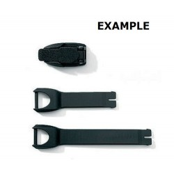 KIT BUCKLE G.ADVENTURE BLACK - SCHWARZ