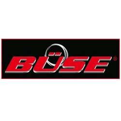 BANDE BÜSE NOIR/ROUGE/BLANCE 3 x 0.80 m - NOIR/ROUGE/BLANC