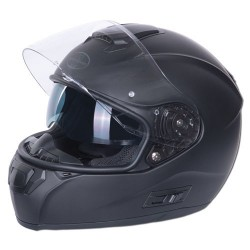 M11 INTEGRALHELM SPEED - SCHWARZ MATT