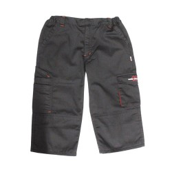 M11 PANTALON MECHANICAL COURT - NOIR