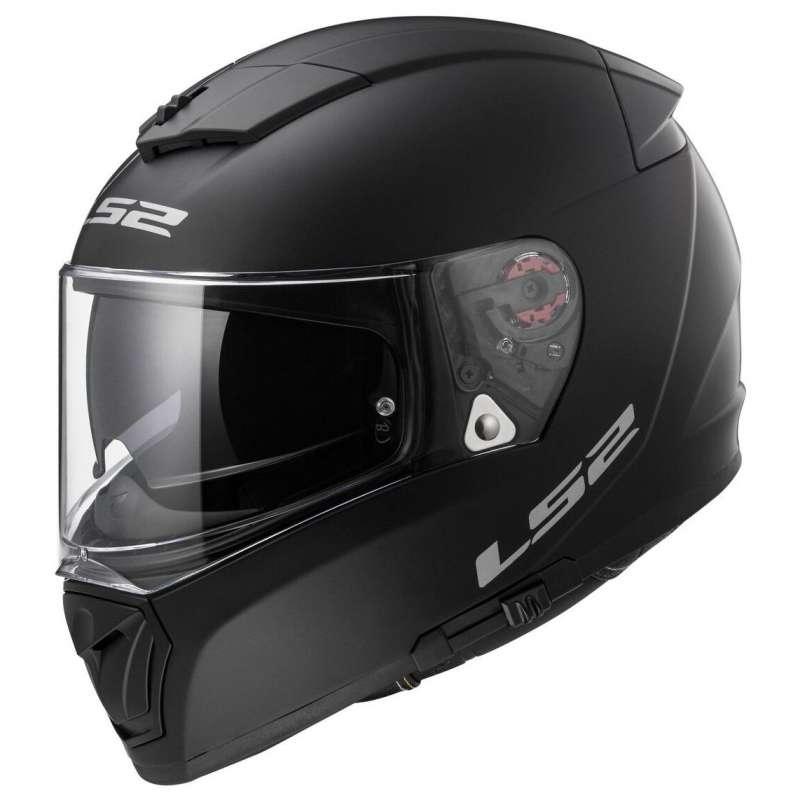 LS2 Helm FF390 Breaker Solid matt schwarz