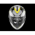 Shark Helm RIDILL STRATOM MAT - Anth.-schwarz-gelb