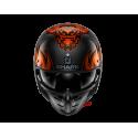 Casque Shark S-DRAK DAGON - Carbone-orange-noir