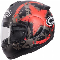 CASQUE INTEGRAL ARAI - Acces II - rouge comet