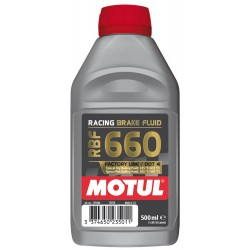 MOTUL Liquide de frein RBF 660 Factory line 500ml