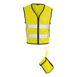IXS Sicherheitsweste Neon II fluo gelb-schwarz M