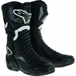 Alpinestars SMX-6 V2 Black / White