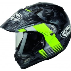 Arai TOUR-X 4 COVER FLUO YELLOW