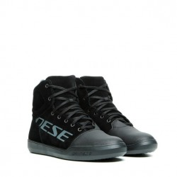DAINESE YORK D-WP SHOES  SCHWARZ/ANTHRACITE