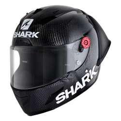Casque intégral Shark RACE-R PRO GP FIM RACING 1 2019 - carbone noir carbone