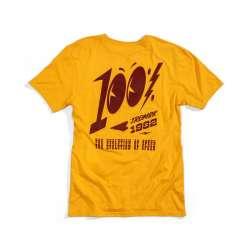100% Sunnyside Shirt jaune