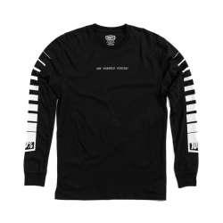 100% Breakaway LS Shirt noir
