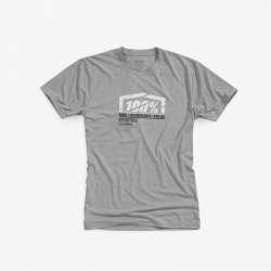 100% Tech Assent T-Shirt gris