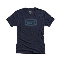 100% Tech Positive Shirt bleu