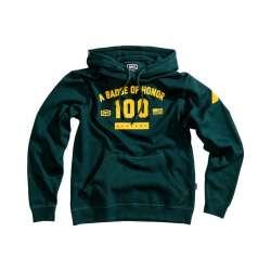 100% Tribute Sweatshirt vert