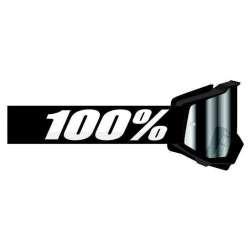 Lunettes 100% Accuri 2 OTG Black - Clear