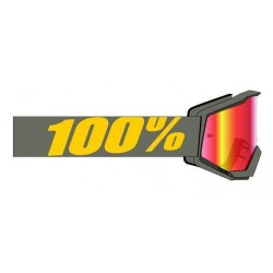 Lunettes 100% Strata 2  Izipizi - Mirror Red