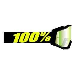Lunettes 100% Strata 2  Upsol - Mirror Gold