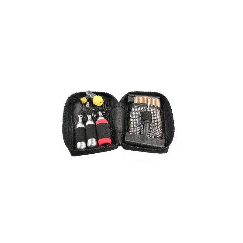 kit de r paration de pneu trk 1 motogoodeal. Black Bedroom Furniture Sets. Home Design Ideas