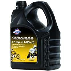 Silkolene Demie-Syntèthique Comp 4 Sae 10W/40 4Lt