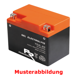 Poweroad Batterie Gel