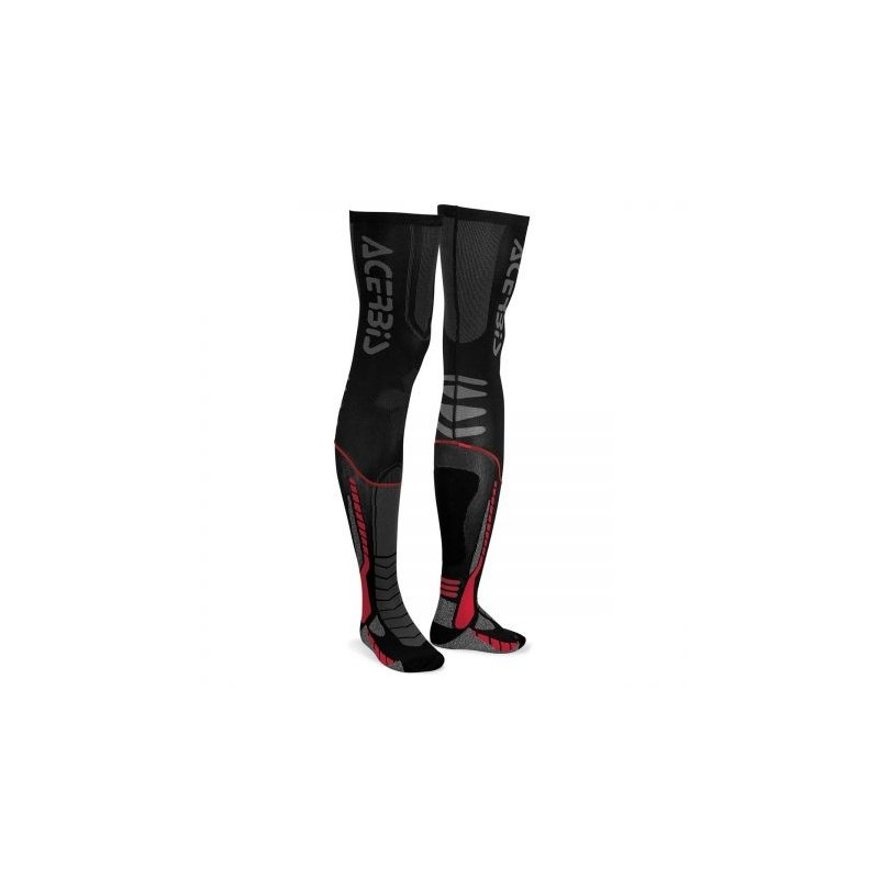 X-Leg Pro Socks Black/Red