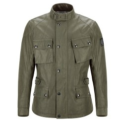 Belstaff Crosby Resin Cotton Veste